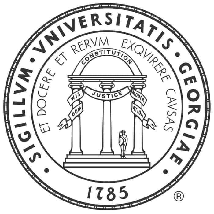 University of Georgia Seal 700x700