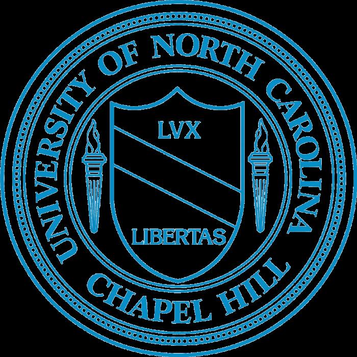 UNC Seal University of North Carolina at Chapel Hill Seal 700x700