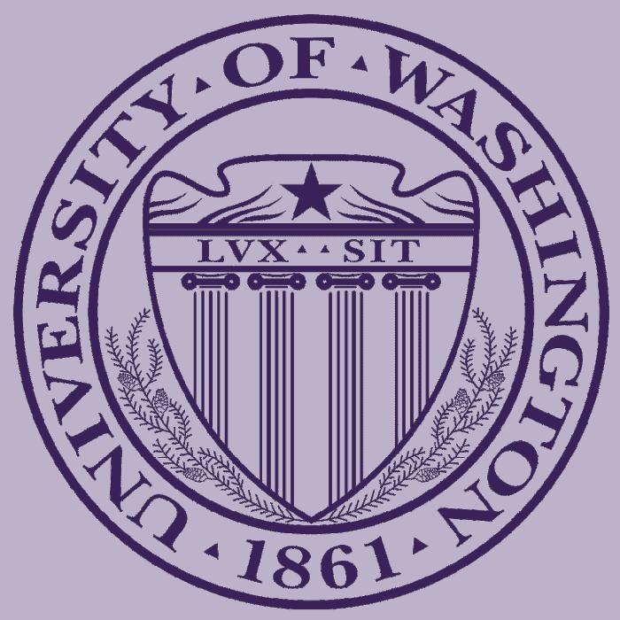 UW Logo University of Washington Seal 700x700
