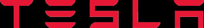 tesla motors logo 700x96