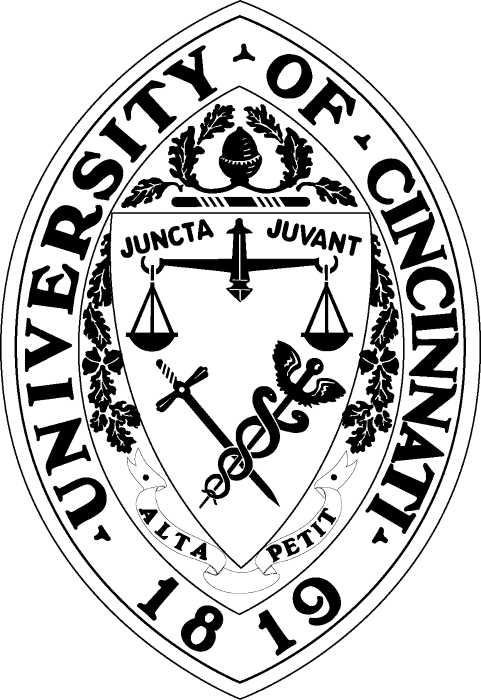 university of cincinnati seal 481x700